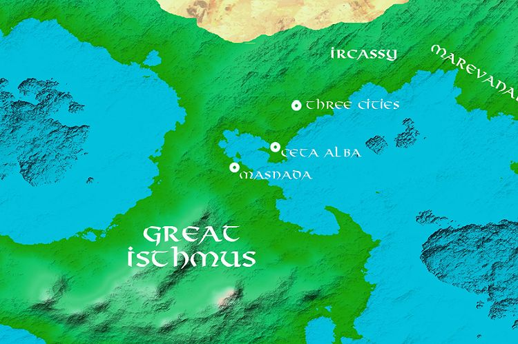 The Great Isthmus